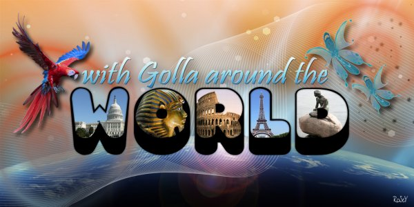 with-Golla-around-the-world