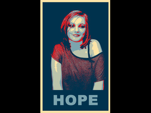 Mariska 0089 Yes we Can